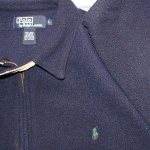 Ralph Lauren Polo Fleece Zip Up